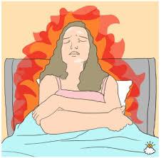 Une glycémie élevée peut-elle provoquer des bouffées de chaleur?