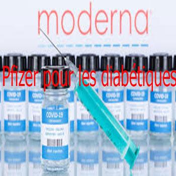 La priorité de la vaccination COVID-19 pour les deux types de diabète