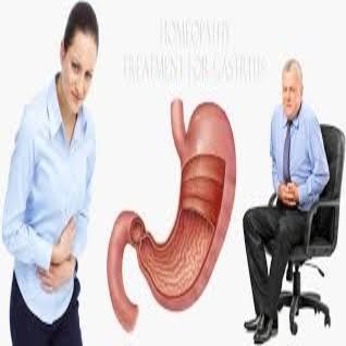 Gastrite auto-immune avec diabète de type 1
